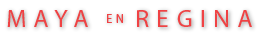 Maya en Regina Logo